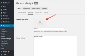 Publisher Logo Marketers Delight