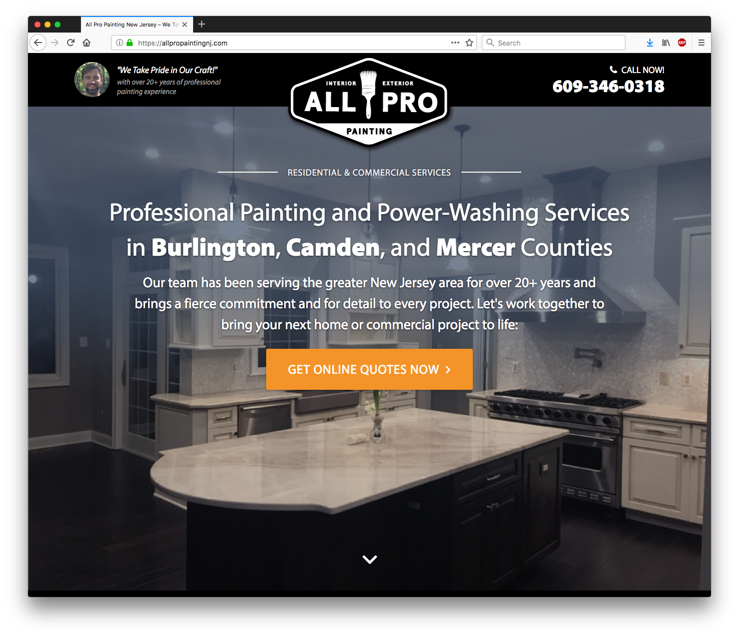 All-Pro painting