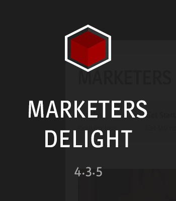 Marketers Delight 4.3.5
