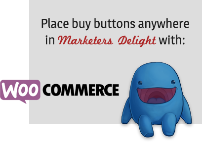 eCommerce with Marketers Delight