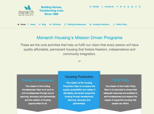 Monarch Housing