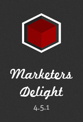 Marketers Delight 4.5.1