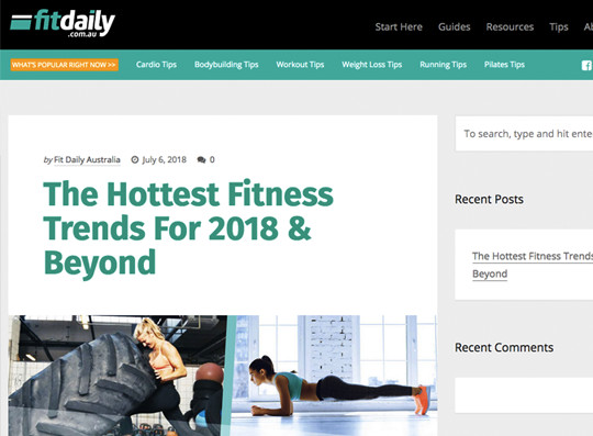 Fit Daily