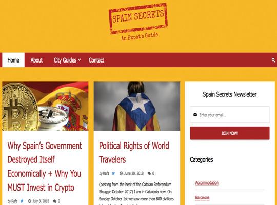Spain Secrets