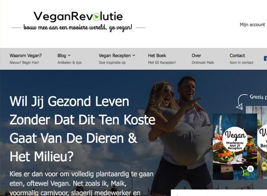 Vegan Revolutie