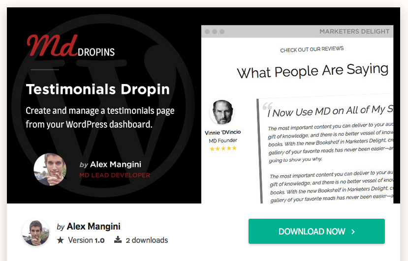 Marketers Delight Dropins coming soon