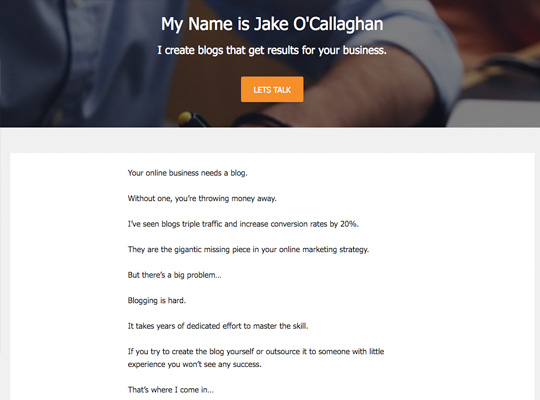 Jake O'Callaghan