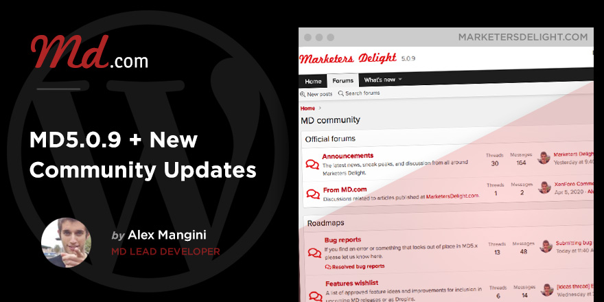 Marketers Delight 5.0.9