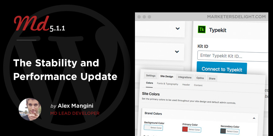 Marketers Delight 5.1.1 stability update